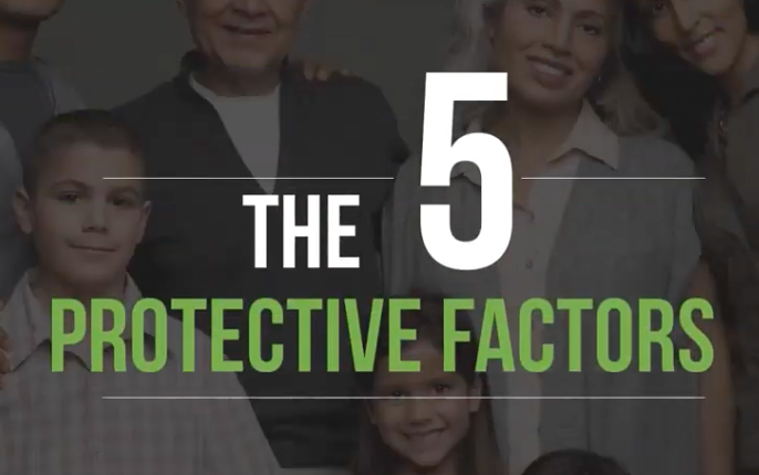 Protective Factors - Social connections